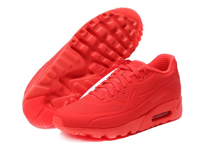 b9bf213510 All Red Nike Air Max : Buy Nike Sneakers & Shoes | Air force 1, Air ...