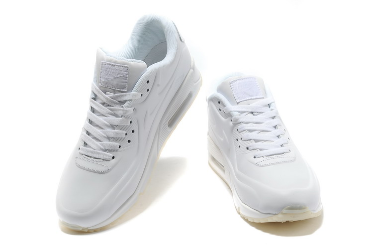 premium selection 7f0be 13c30 all white mens nike shoes