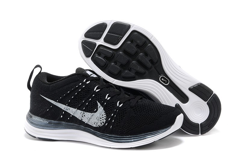 c88b42443cf Black And White Nike Running Shoes   Buy Nike Sneakers   Shoes