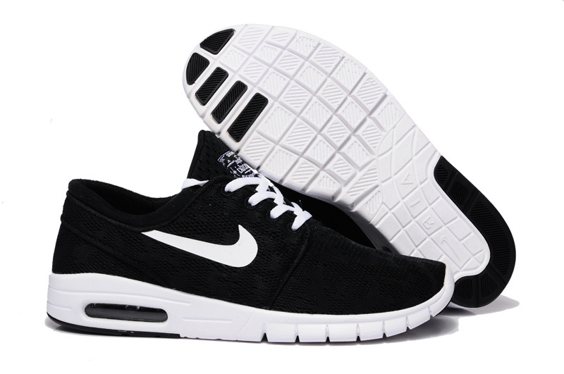 70460cc7a420f black and white nike shoes mens