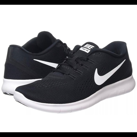 new style 80d08 c1b54 black and white nike shoes mens