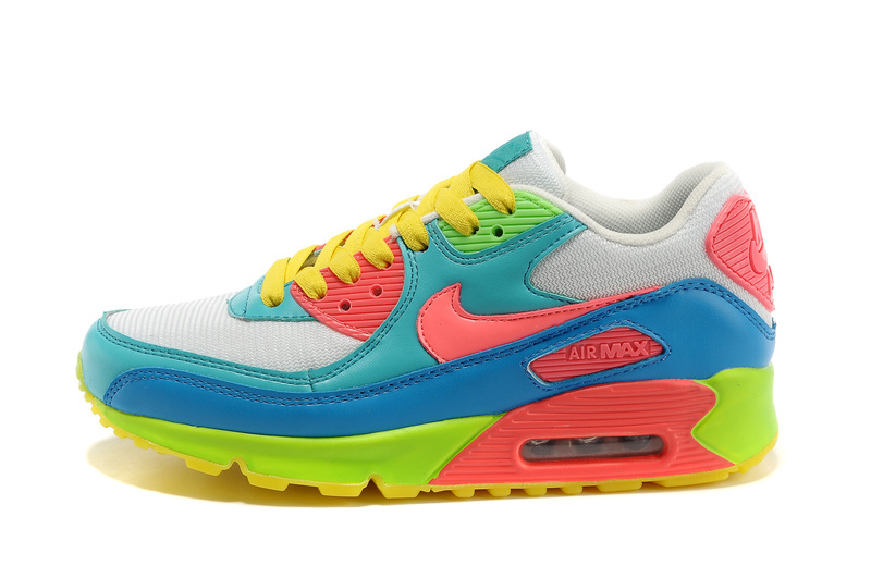 colorful nike air max