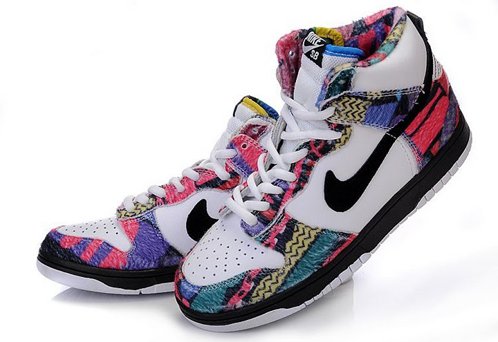 buy popular 59076 0ad91 colorful nike shoes