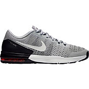 gray nike shoes