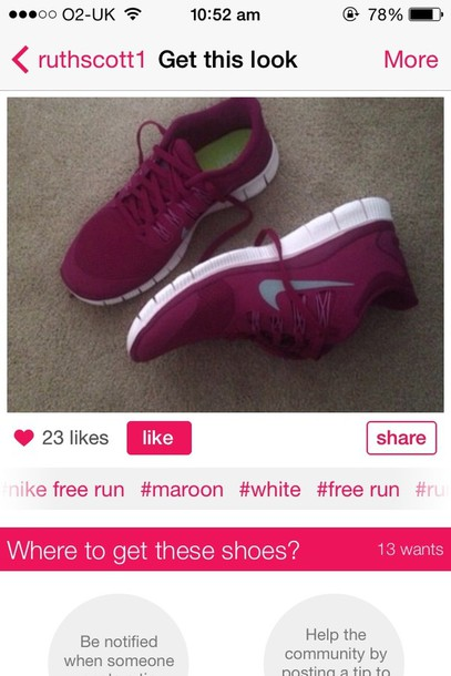 8f61fd9d787831 new style womens nike air presto premium night maroon 8774e a3f01  italy maroon  nike shoes womens 571d5 366af
