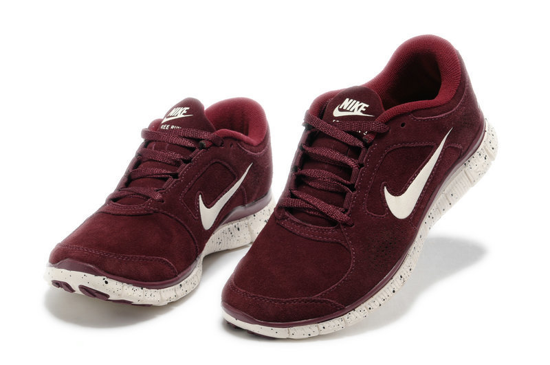 95dd2591540 sweden maroon and black nike shoes womens eee40 088e9