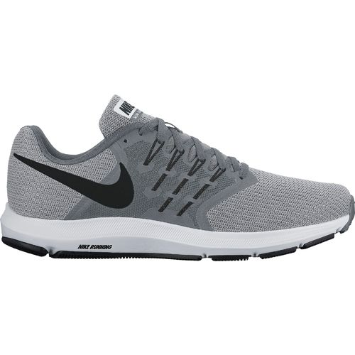 mens black nike running shoes