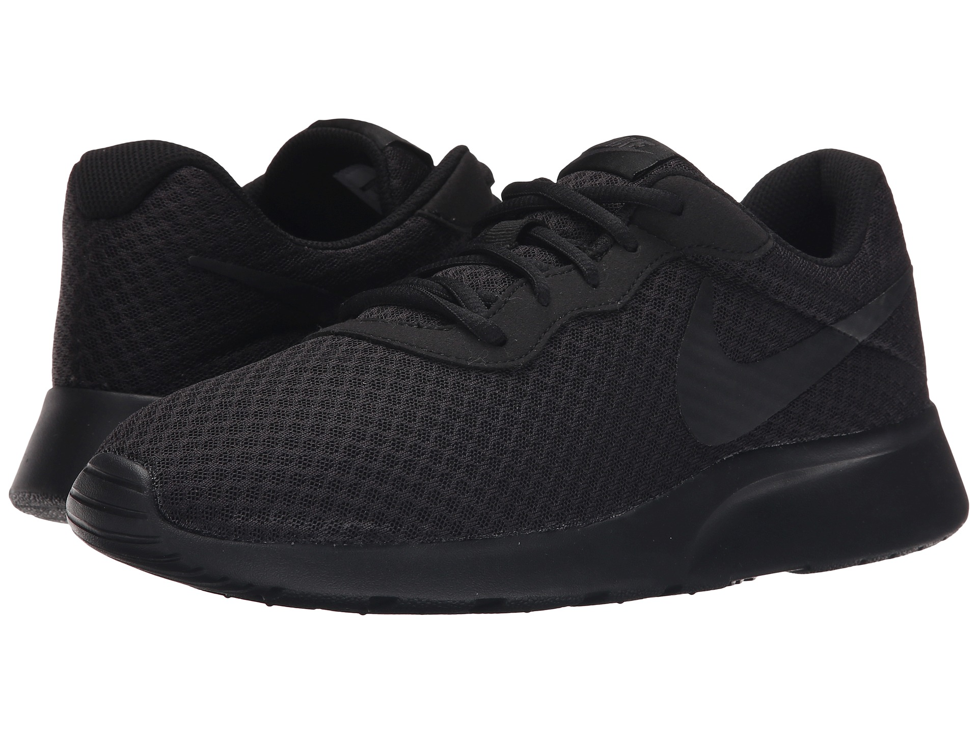 c0ca108e4b mens black nike running shoes