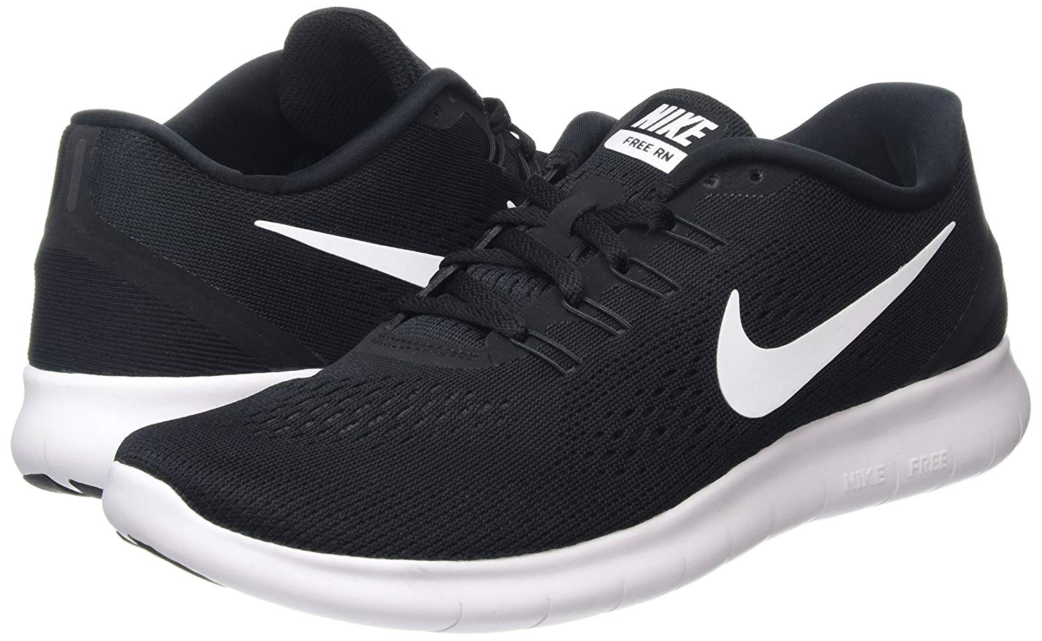 sneakers for cheap c3b9e 61829 mens black nike running shoes