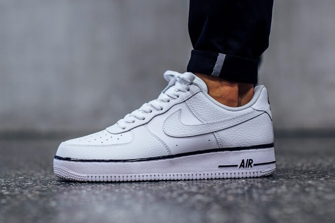 nike air force 1 07 bianche