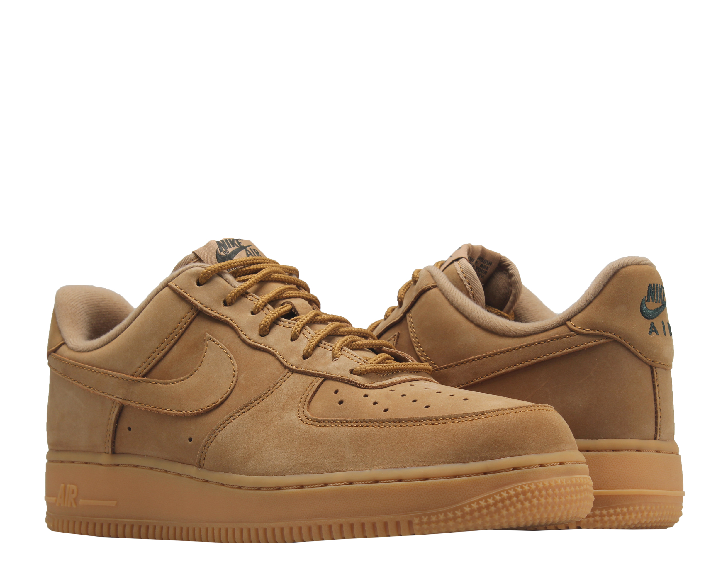 nike air force 1 brown