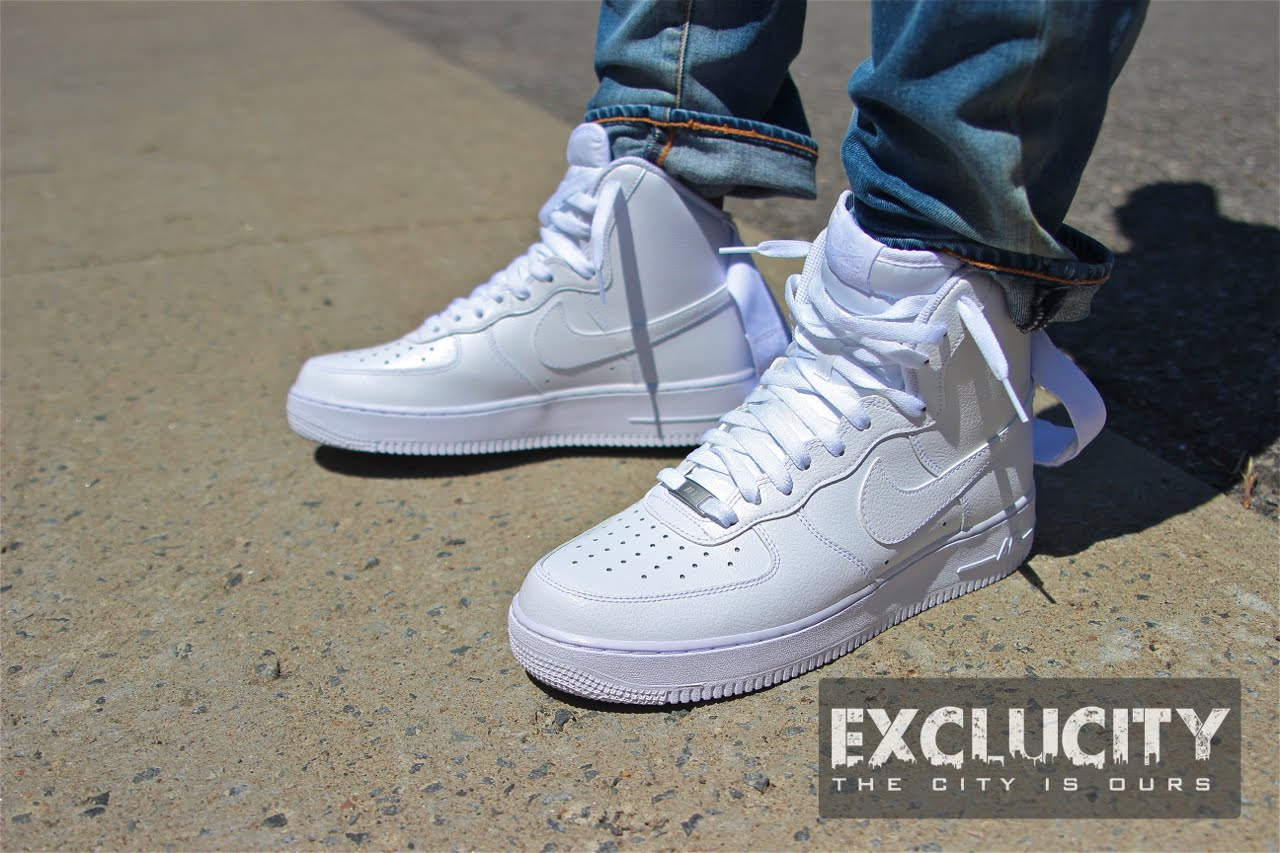 best service 9e1ff 4cfe8 nike air force high tops