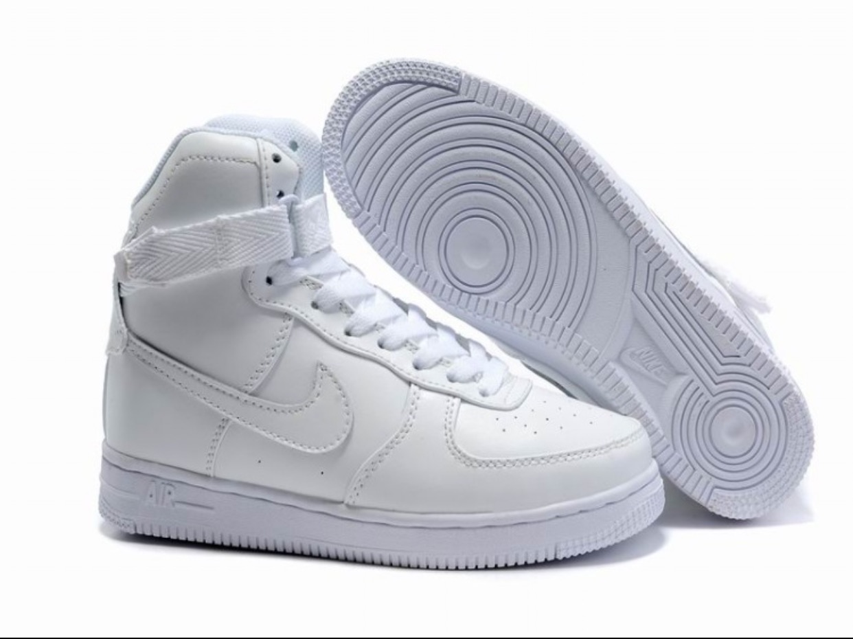 best sneakers 11f45 8a4a2 nike air force one high top
