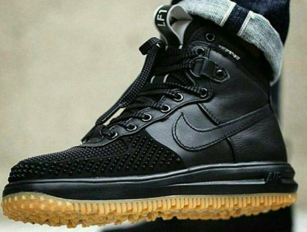 best sneakers 5723d 278a4 nike air force one high top