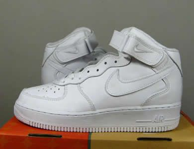 nike air force one high top