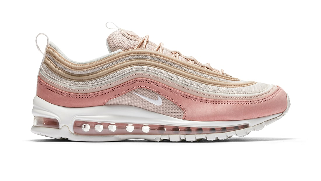 08ef4ee33b Nike Air Max 97 Pink : Buy Nike Sneakers & Shoes | Air force 1, Air ...