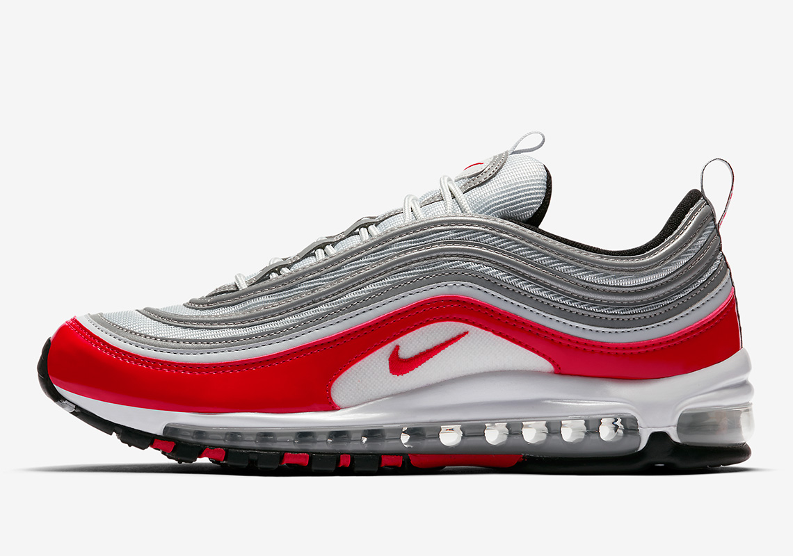 6e4ec6f5ea Nike Air Max 97 Red : Buy Nike Sneakers & Shoes | Air force 1, Air ...