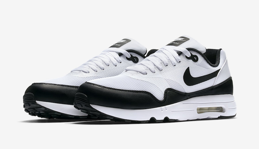 free shipping 77276 2308d nike air max black and white