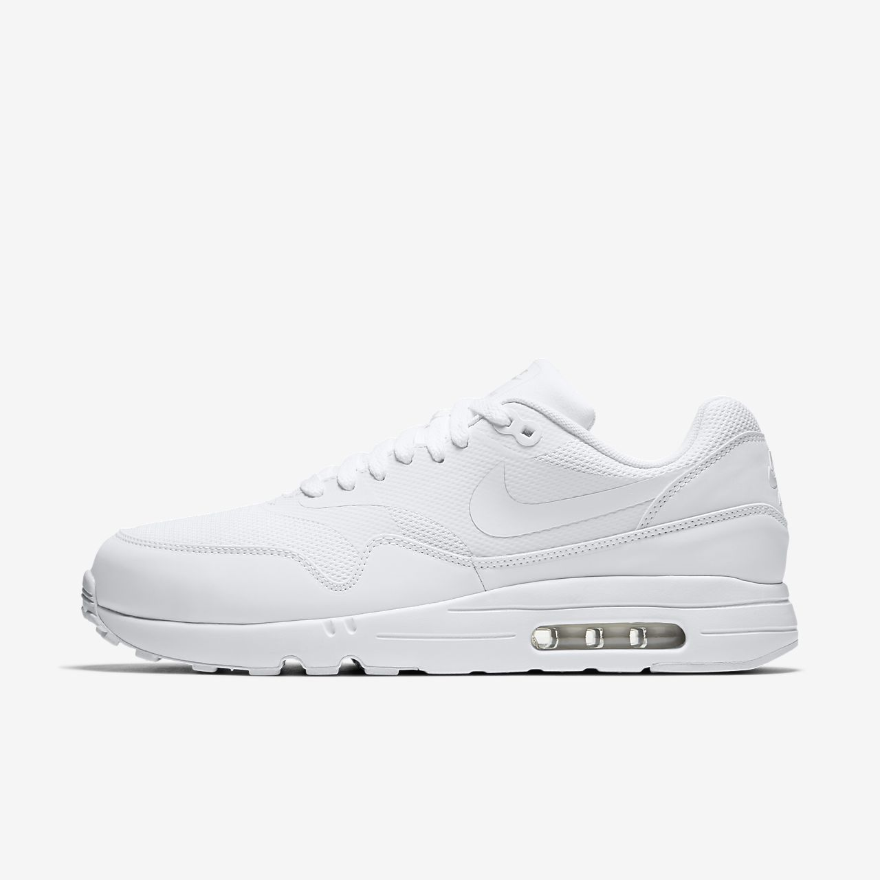 timeless design c75bc ae9c0 nike air max white mens