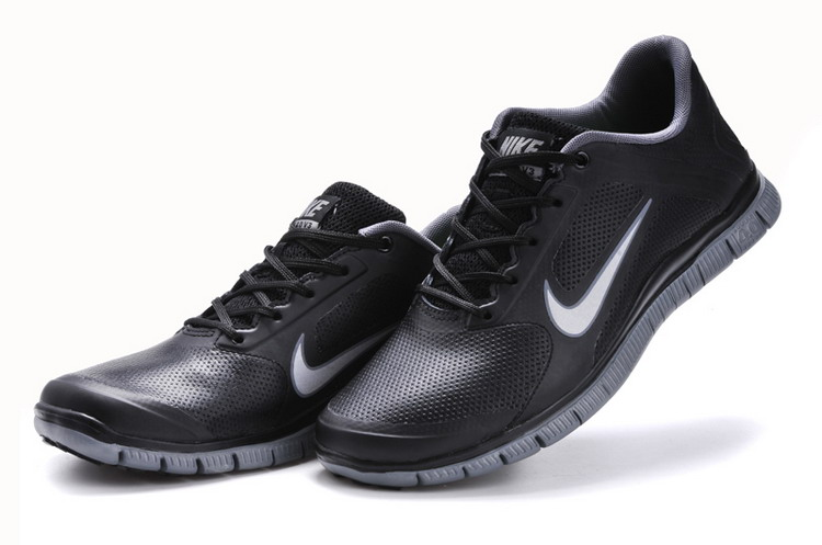 nike leather shoes