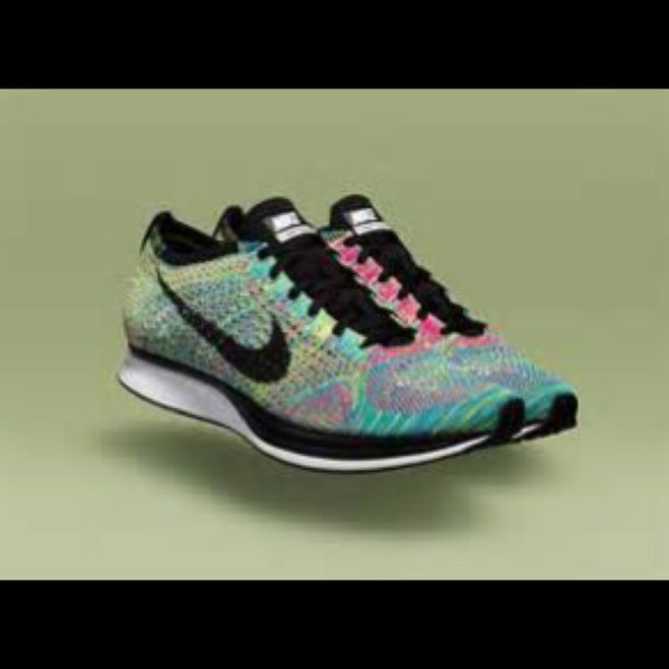 best authentic fe096 c8f2a nike multicolor shoes