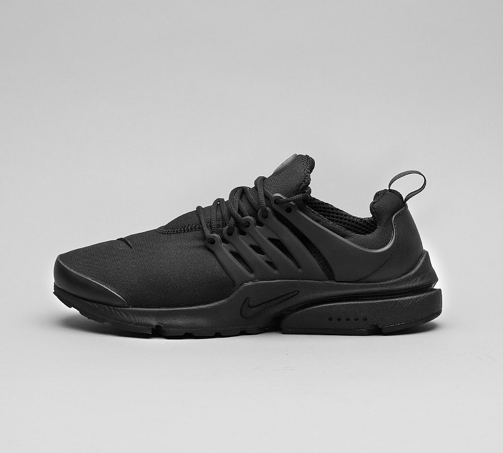 finest selection bf203 b62bb nike presto all black