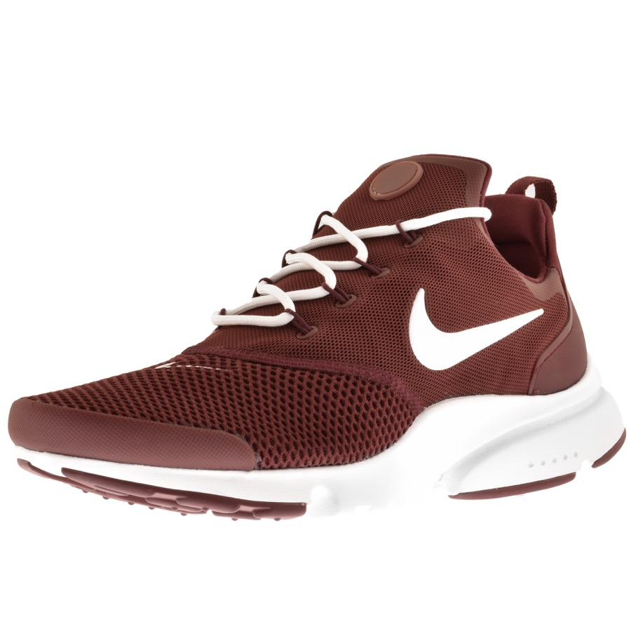 casual shoes super specials detailed look nike presto burgundy