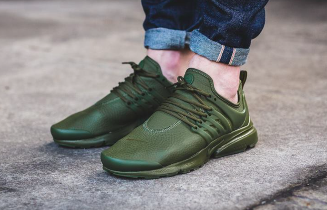 timeless design 2d6e9 b4188 nike presto green