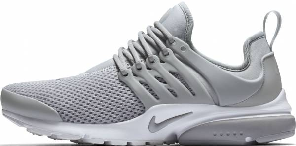 huge discount 10c86 6329b nike presto grey