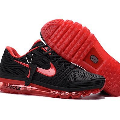 new style 1d579 9626a red and black nike shoes