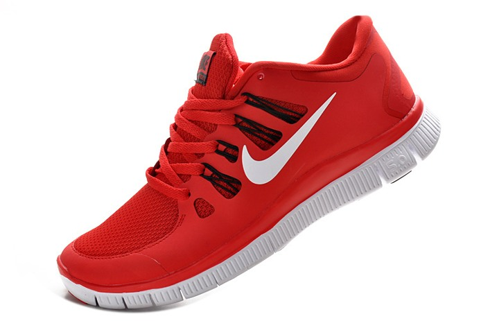 14285f16f47 red nike running shoes