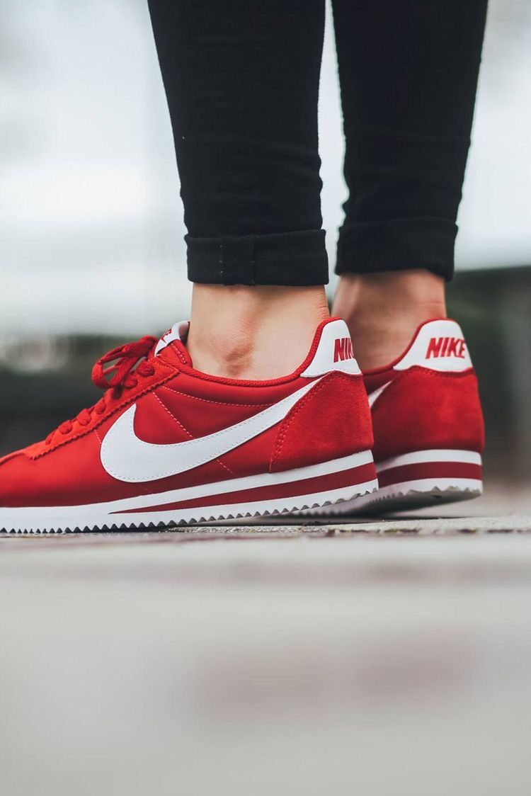 Red Nike Sneakers Womens   Buy Nike Sneakers   Shoes  6a19d0e3f383